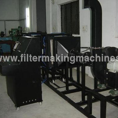 Filter Making Machines