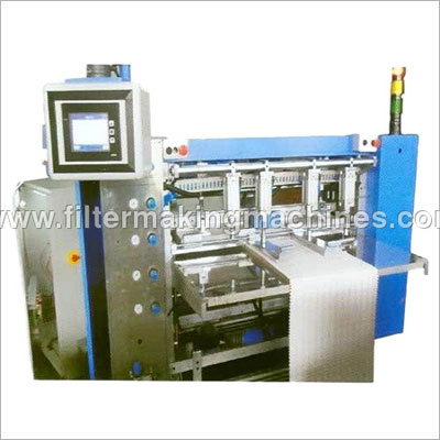 Automotive Filter Rotary Pleating Machine Exporters