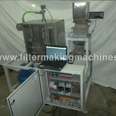 Filter Media Testing Machine In Kamla Nagar