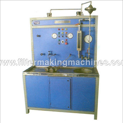 Fuel Filter Testing Equipment In Gurdaspur