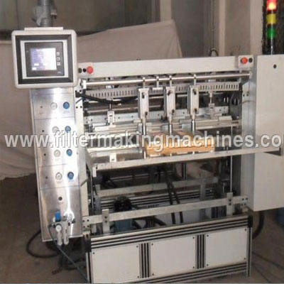 High Speed Automatic Knife Pleating Machine In Hoshiarpur