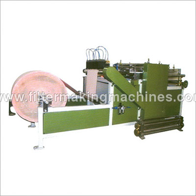High Speed Rotary Pleating Machine Exporters