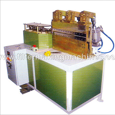 Horizontal Paper Edge Clipping Machine