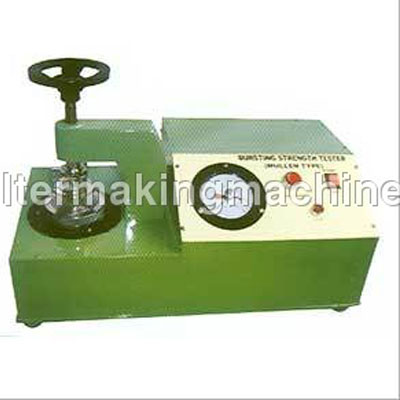 Paper Burst Strength Tester Suppliers