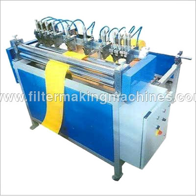 Pleat Edge Cutting Machine  In Solan