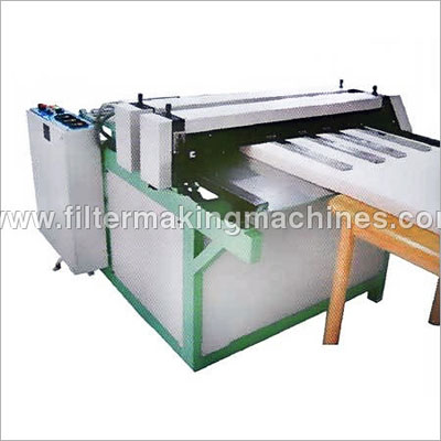 Rotary Pleating Machine In Panipat