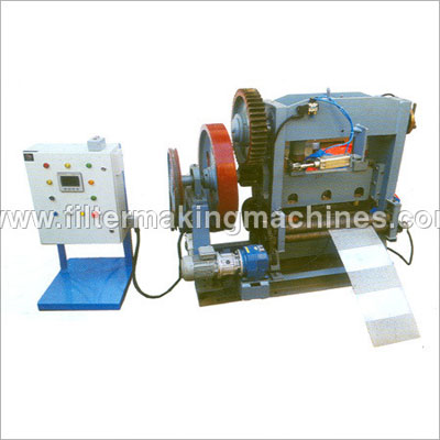 Sheet Perforation Machine In Kamla Nagar